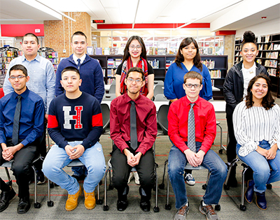 East High announces Top 10 seniors from Class of 2020