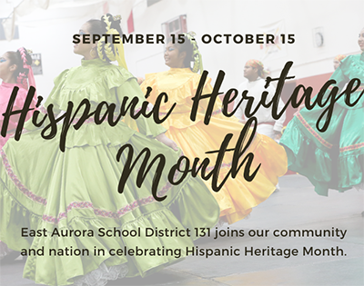 Happy Hispanic Heritage Month