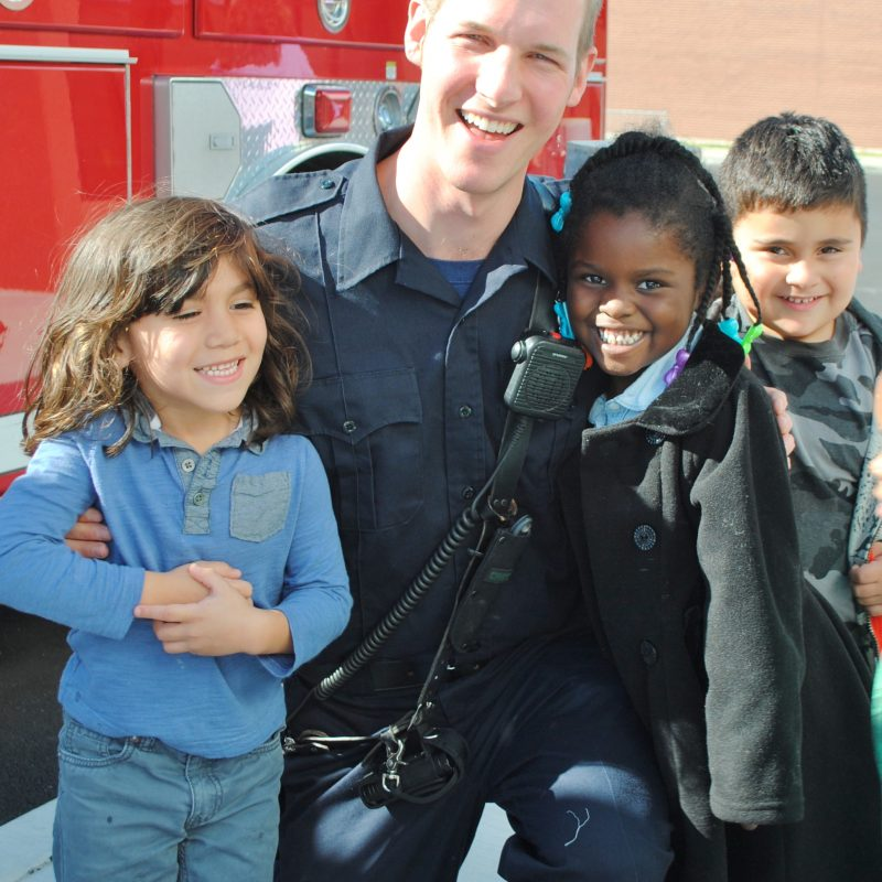 Aurora Fire Department Visit